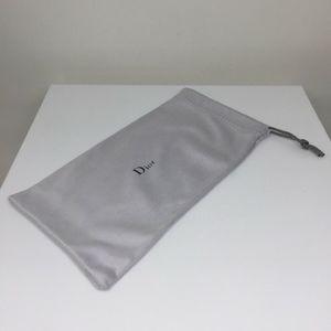 Dior sunglasses glasses case dust bag pouch